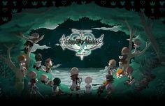 Kingdom Hearts X [chi]