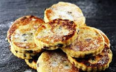 Pice ar y maen/ Welsh Cakes. The Welsh Coal Miner's Pocket Treat #tasteheritage