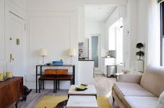 Small Apartment Tour in NYC's West Village | Apartment Therapy