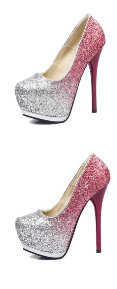 19a0994243a LAKESHI Women Pumps Sexy Extreme High Heels Women Wedding Shoes Platform  Fashion Stilettos WOMEN SHOES SIZE
