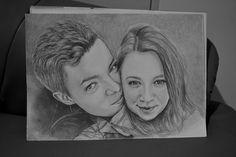portraits, pencil, realistic