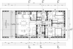 Dom jednorodzinny 76,70m2 Beams, Floor Plans, Construction, House, Building, Home, Haus, Houses, Homes