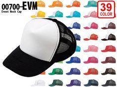 700-EVMイベントメッシュキャップの無地通販が安いお店です。