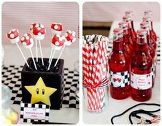 Super Mario Bros Party Ideas and Freebies