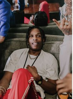 Plus, Rocky answers questions from Raf Simons, André Mahershala Ali, and more for the cover of GQ Style's holiday issue. Pretty Boys, Cute Boys, Asap Rocky Wallpaper, Lord Pretty Flacko, Mahershala Ali, A$ap Rocky, Trinidad James, Don Juan, Gq Style