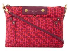 Marc by Marc Jacobs Preppy Nylon Isa Print Tablet Commuter