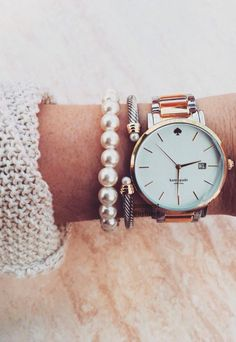 x kate spade watch x ........................... Follow me on instagram @ mirandafriesen