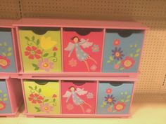 Found these wooden cubbies out and about at Garden Ridge Today. Picturing in my little one's room.