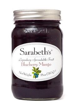 Blueberry Mango Preserves