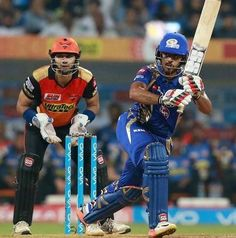 Mumbai Indian's won by 4 wickets in 18.4 overs against Sunrisers Hyderabad in yesterday's match. #IPLUpdates www.chennaiungalkaiyil.com