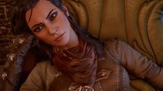Adrienne Trevelyan - HF Sliders and Saves at Dragon Age: Inquisition Nexus - Mods and community