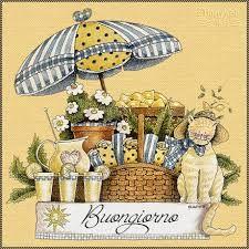 Un buongiorno per tutti !!!!
