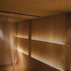 Kengo Kuma: Suntory Art Museum: