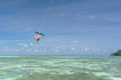 Life's tough for the lucky ones! Cocos Islands: Zephyr Kite Tours staff day off #kitesurfing #kiteboarding #travel #cocosislands - ActionTripGuru.com