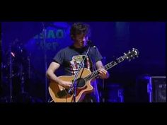 Jason Mraz - Sleeping to Dream (Live at the Eagles Ballroom) .....probably hands down my favorite songs - I will listen to this over and over throughout my life - one of those songs that just NEVER gets old and grows with you