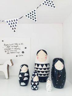 Kinderkamer inspiratie | Black & White