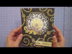 Red Velvet Artful Card Kit Card - YouTube