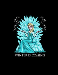 Frozen And Games of Thrones Mash Up