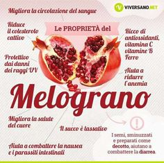 Melograno Nutrition And Dietetics, Health And Nutrition, Health And Wellness, Wellness Fitness, Health Fitness, Sports Food, In Natura, Superfood, How To Stay Healthy