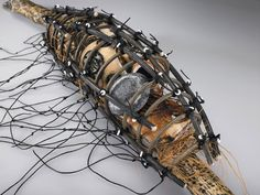Shannon Weber Woven Forms and Assemblage 2