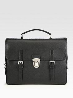 Shop Men s Prada Briefcases and work bags on Lyst. Track over 538 Prada  Briefcases and work bags for stock and sale updates. a44af4c69b51a