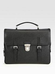 Prada #handbag #purse #clutch #breifcase