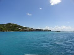 St. Thomas-what an amazing place to visit