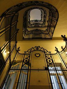Budapest, XI., Bartók Béla út 40.Lechner ház. - Budapest, Hungary