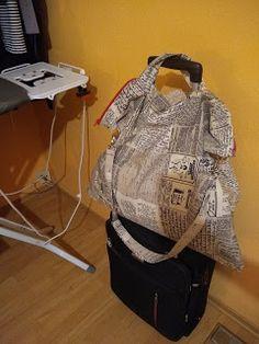 dada: NOVINY - Maxi taška Backpacks, Bags, Fashion, Handbags, Moda, Fashion Styles, Backpack, Fashion Illustrations, Backpacker