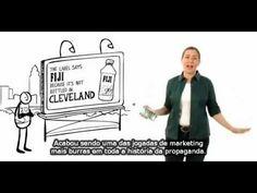 A História da Água Engarrafada - A grande mentira da Indústria - YouTube