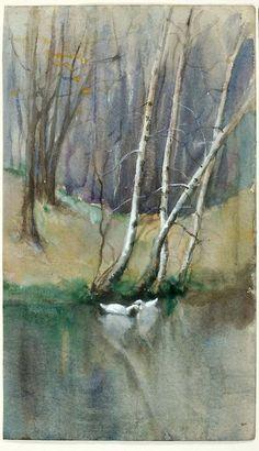Edward Mitchell Bannister, Untitled, n.d.