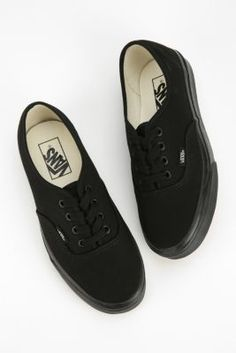 Vans Authentic Canvas Women's Sneaker - these in white!