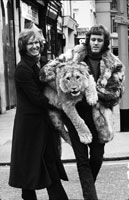 A Lion Called Christian - Anthony Bourke
