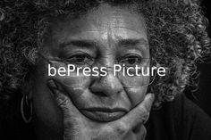20140920 - BREDENE, BELGIUM: Angela Davis, anti-racist and feminist struggle icon, was one of the guests of ManiFiesta in Bredene, Saturday 20 September 2014. bePress Philippe BOURGUET