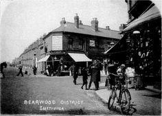 Bearwood Birmingham City Centre, Birmingham England, West Midlands, My Town, Jamaica, Old Photos, World War, Postcards, Past