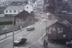 Tonypandy Bridge and Central Hall Central Hall, Small Changes, South Wales, Homeland, Patagonia, Roots, Bridge, Childhood, British