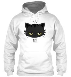 Discover Funny Cat Sweatshirt from Cats and Dogs, a custom product made just for you by Teespring. Owner, Cat Sweatshirt, Cat Lover, Cat Shirts, Cool Cats, Funny Cats, Dog Cat, Kitten, Pets