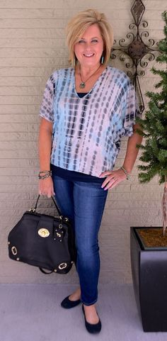 Cool 50 IS NOT OLD | WEARING TIE-DYE AFTER 50 | Casual | Comfortable | Boho | Fashion over 40 for the everyday woman... Fashions Over 40, Spring & Summer Edition Check more at http://fashionie.top/pin/39159/