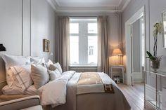 Calm luxury bedroom