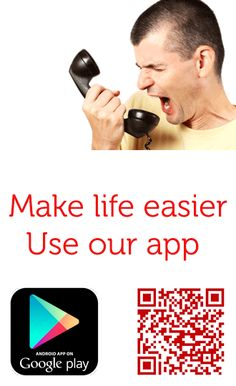 Download our new Android app