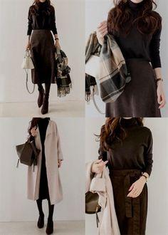Women S Fashion Dresses Online Japan Fashion, Girl Fashion, Womens Fashion, Fashion Design, Office Fashion Women, Chic Outfits, Fashion Outfits, Fashion Trends, Fashion 2016