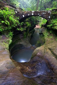Stone Bridge and Devil's Bathtub