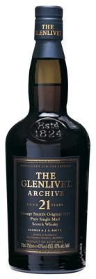 GLENLIVET - 21 YEAR OLD ARCHIVE My notes: Great friend shared this with us. LOVED every drop.