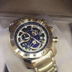 b5d0ec179c7de Relógios Bvlgari . Deposito bancário R  59999. Parcelado R  69999.  Parcelamos no