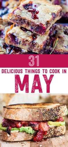 31 Delicious Things To Cook In May [www.buzzfeed.com]