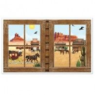 Western Window Cutout $21.50 BE52313
