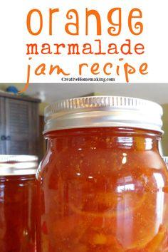 Jelly Recipes, Honey Recipes, Orange Recipes, Jam Recipes, Satsuma Recipes, Cooker Recipes, Canning Soup Recipes, Pressure Canning Recipes, Easy Canning