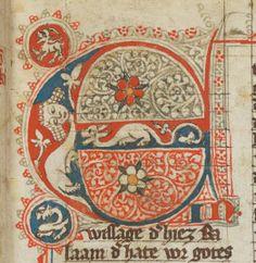 Solothurn, Zentralbibliothek, Cod. S 451: Légendier de Soleure (http://www.e-codices.unifr.ch/fr/list/one/zbs/S-0451)