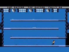 ▶ Atari 800 XL - Bruce Lee - almost Speedrun, 2/2 - YouTube
