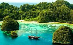 Danau Toba, Sumatra Utara, Indonesia